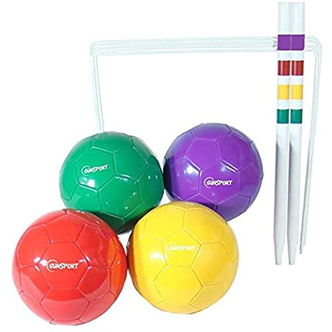 Bex Sunsport Football Croquet Garden Game -