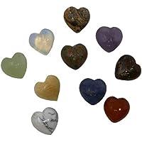 Edelstein Herzen 15 mm, 10 Stück gemischt / Edelstein Herz 1,5 cm Edelsteinmischung preisvergleich bei billige-tabletten.eu