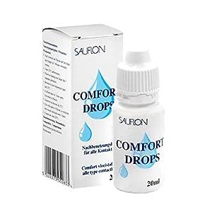 Sauflon Comfort Drops, 20 ml Flasche Nachbenetzung, 1er Pack (1 x 20 ml)