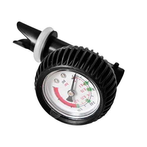 Sharplace Schlauchboot Luftdruckmessgerät - Bootsport Zubehör, Universal Manometer (Schlauchboot Manometer)