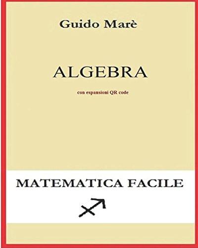 Algebra: Con espansioni QR code