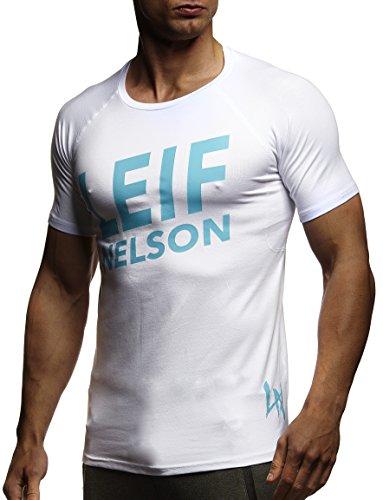 T-Shirt - LEIF NELSON GYM  LNLN8043