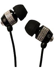 Northcore 'Soundwave' Waterproof Earphones BLACK NOCO181B Colour - Black