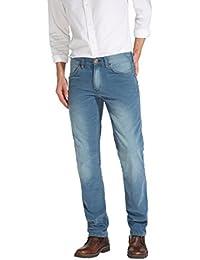 Wrangler Greensboro Indigo Mid, Jeans Homme