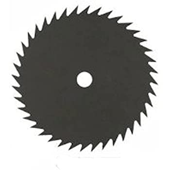 Silverline 675319 Brush Cutter Blade 40-Tooth 25.4 mm Bore