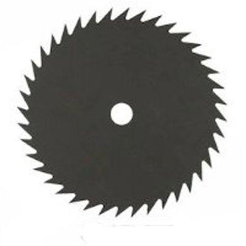 Silverline 675319 40-Zahn-Messer für Motorsense Aufnahmebohrung: Ø 25,4 mm