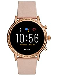 Fossil Gen 5 Julianna Touchscreen Women's Smartwatch with Speaker, Heart Rate, GPS and Smartphone Notifications - FTW6054