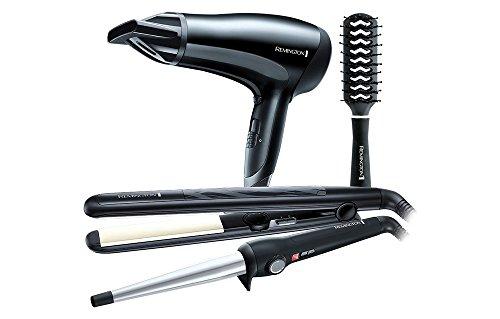 Remington - Set de regalo con secador de pelo