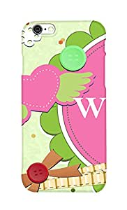 SWAG my CASE Printed Back Cover for Apple iPhone 6