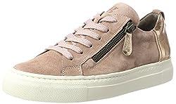 Paul Green Damen 4512071_38 Sneaker, Pink (Old Rose), EU