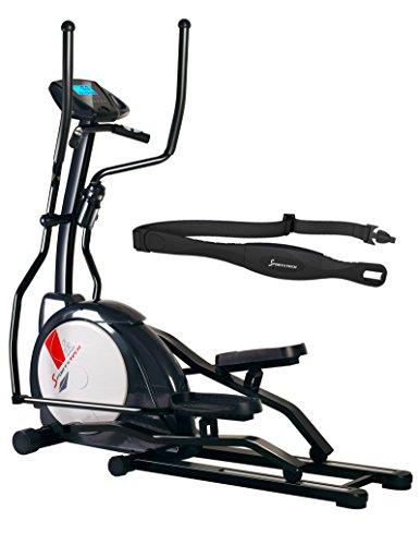 Sportstech CX630 Profi Crosstrainer inkl. Pulsgurt vorgestellt