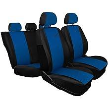 X.R-BL Universal Fundas de asientos compatible con PEUGEOT 305 306 307 308
