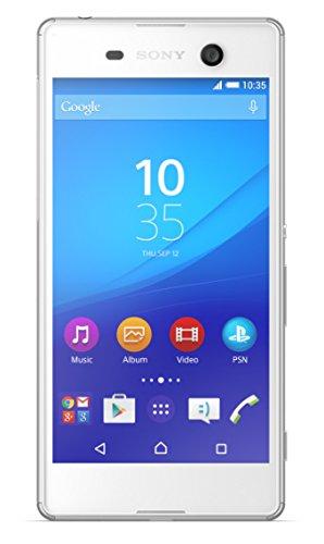 Sony 1300–4622–Smartphone, 5Zoll (12,7cm), Octa Core Mediatek Helio X10mit 64Bit, 3GB RAM, 16GB interner Speicher, Android