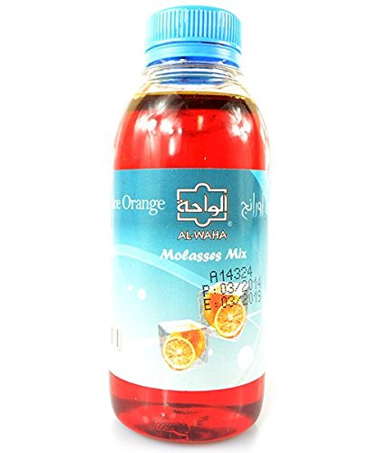 Al Waha Molasse - Ice Orange 250ml