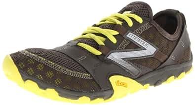 New Balance Mens MT10GL2 Grey/Lime Running Shoes 7.5 UK, 41.5 EU