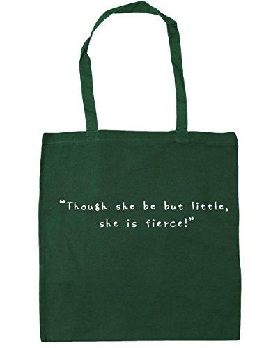 hippowarehouse-though-she-be-but-little-she-is-fierce-tote-shopping-gym-beach-bag-42cm-x38cm-10-litr