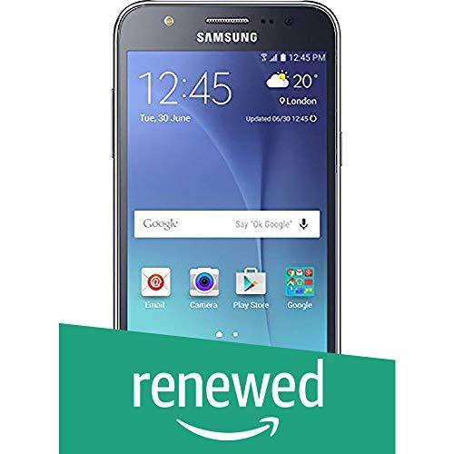 (Renewed) Samsung Galaxy J5 J500F (Black)