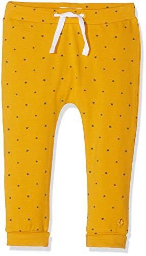 Noppies Unisex Baby Hose U Pants Jrsy Comfort Kris, Gelb (Honey Yellow C036), 74