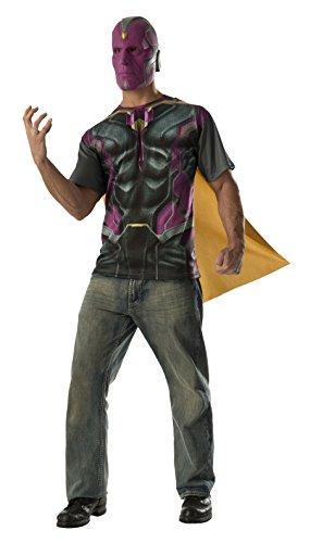 Vision Ultron Age Of Kostüm Avengers - Kostüm Vision Kit Avengers: Age of Ultron Männer