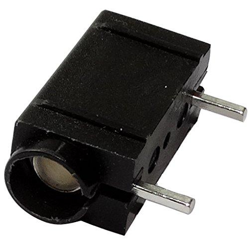 2x Fiche prise banane m/âle//femelle noir 4mm 10A 60V DC connecteur 60mm 4mm/² Aerzetix