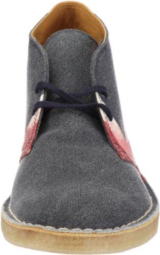 Clarks Desert Boot 20349149, Bottes homme Bleu (TR-B1-Bleu-289)