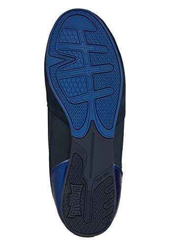 Lonsdale Herren Box Schuhe Cagney Navy/Blue