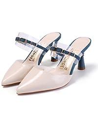 Para De Zapatos es Gato Amazon Tacón Mujer Medias xtIPTwqwY