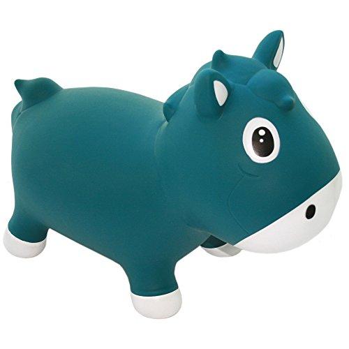"""Preisvergleich Produktbild VER B.V. KFPO130211 Hüpftier """"Harry the Horse"""", blau"""