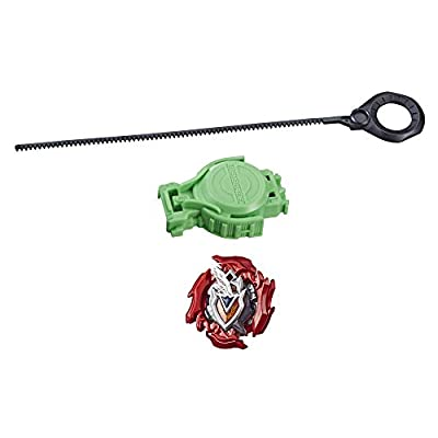 Hasbro- Beyblade Pack Peonza Starter, (E4603EU4) de Hasbro
