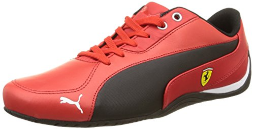Puma Drift Cat 5 SF NM 2, Herren Sneakers, Rot (Rosso Corsa-Black 01), 43 EU (9 Herren UK) (Drift Puma Cat Ferrari)