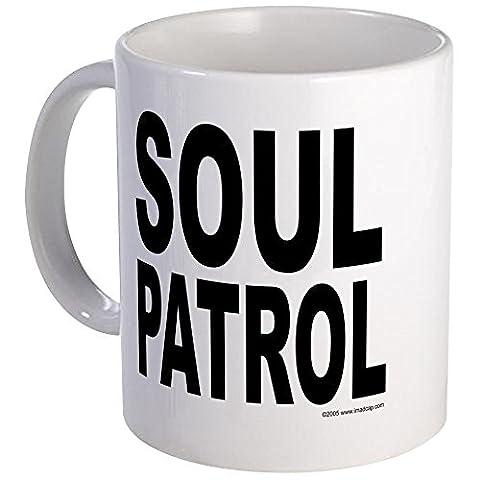 CafePress - Soul Patrol - Unique Coffee Mug, Coffee Cup, Tea Cup