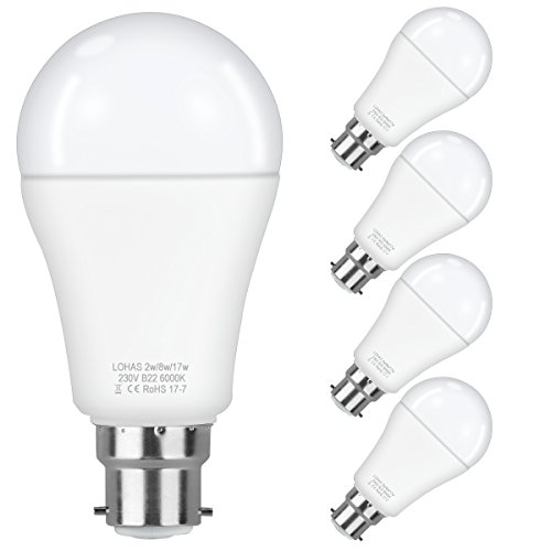 Light Bulbs 6pcs Real Power Led Bulb B22 Led Lampada Ampoule Bombilla 9w B22 Led Lamp 220v-240v White Light Led Spotlight Be Novel In Design