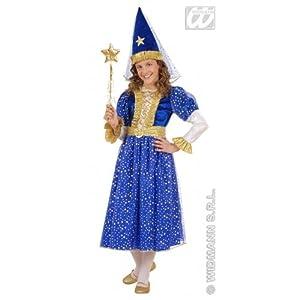 WIDMANN Starry Fairy - Kids Costume - Size: Medium (8-10 Years) (disfraz)