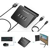 DELTA Essentials Tastatur- und Mausadapter für Nintendo Switch/Xbox One / PS4 / PC (Synchronisierungskabel im Lieferumfang enthalten)