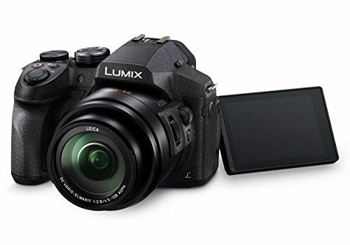 Panasonic LUMIX DMC-FZ300EGK Premium-Bridgekamera (12 Megapixel, 24x opt. Zoom, LEICA DC Weitwinkel-Objektiv, 4K Foto/Video,Staub-/Spritzwasserschutz) schwarz - 5