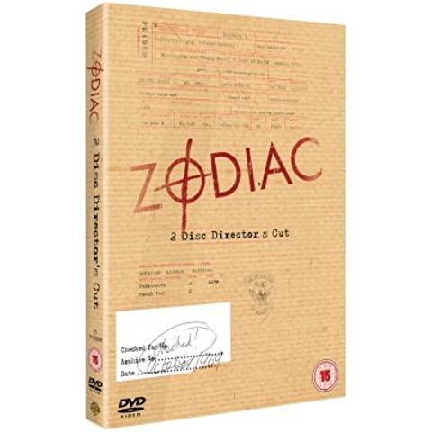 Zodiac - Director's Cut [DVD] by Jake Gyllenhaal