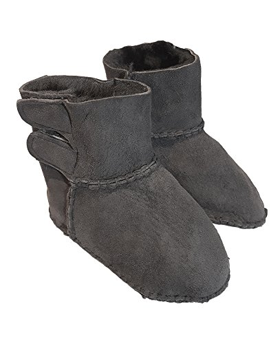 RUFFNEK, Stivaletti bambine Light Grey 2-3years Grey