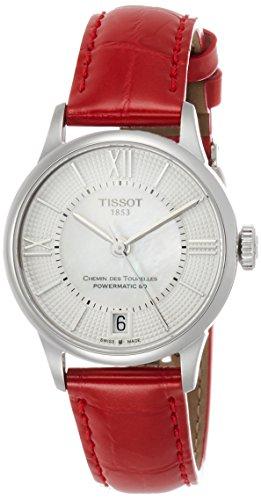 Tissot CHEMIN DES TOURELLES POWERMATIC 80 T099.207.16.118.00 Reloj Automático para mujeres