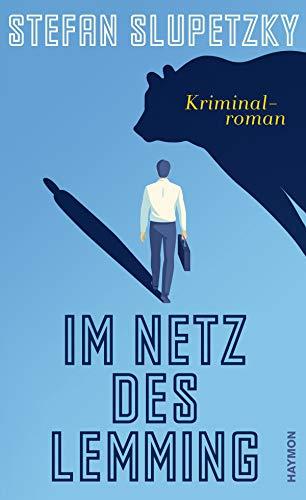Buchseite und Rezensionen zu 'Im Netz des Lemming: Kriminalroman' von Stefan Slupetzky