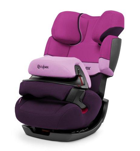 CYBEX Pallas siège auto Groupe 1/2/3(9–36kg) avec bouclier sans Isofix, Purple rain