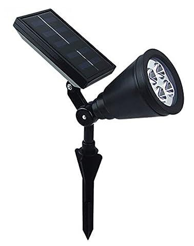 SaySure - Super Brighter LED Solar Power Garden Lawn Lamp