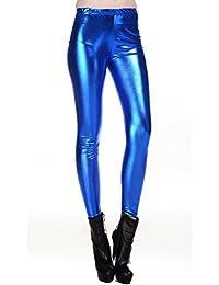 LG1011-blau Leggings