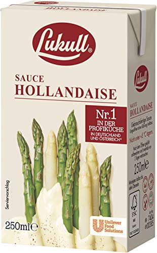 Lukull Sauce Hollandaise, 1000 ml
