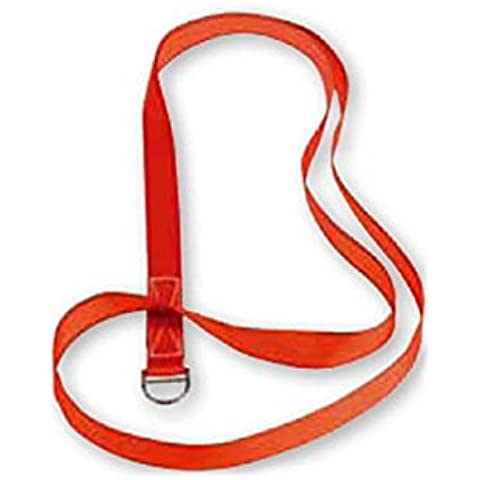 YONG Ring Sling metros de largo y 2 metros de ancho y 45mm seguridad accesorios de arnés de seguridad de protección de caída