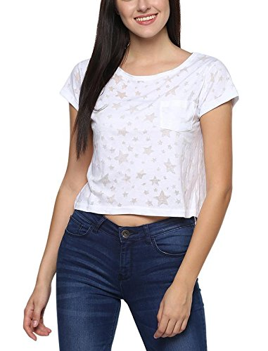 AMERICAN CREW Women's Crop Top