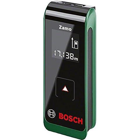 Bosch Zamo - Medidor de distancias láser (digital, hasta 20m)