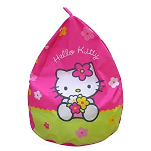 Fun House Pouf Poire Hello Kitty