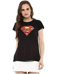 Supergirl Women Shortsleeve T-Shirt