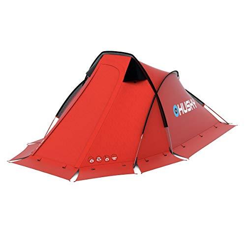 La tente de randonnée ultra légère FLAME 2 - Rojo