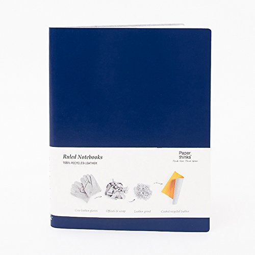 paperthinks-leather-xl-ruled-notebook-navy-blue